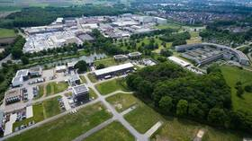 Luftbildansicht Technologiepark
