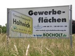 Gewerbegebiet Holtwick