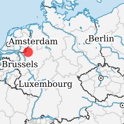 Location in germany
