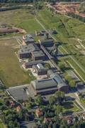 Luftbild Zeche Westfalen